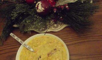 Patty's Corn, Potato and Bacon Chowder