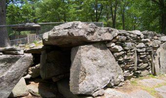America's Stonehenge- Located In Massachusetts