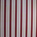 Vintage striped wallpaper