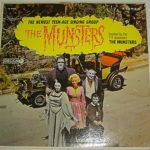 '60s Munsters vinyl record album