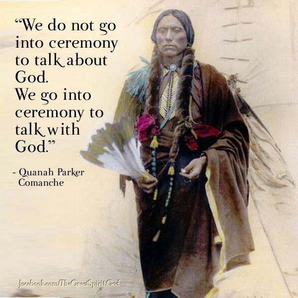 Comanche-Quanah Parker
