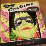 Vintage Frankenstein-Herman Munster Halloween costume
