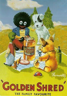 "Robertson's Marmalade ""Golly"" character Ad"