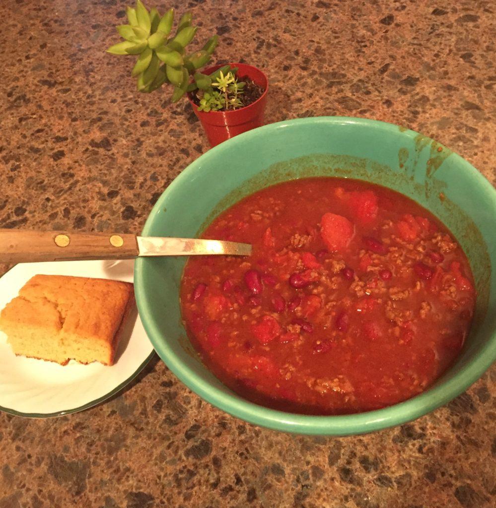 Patty Penke's Perfect Chili Recipe