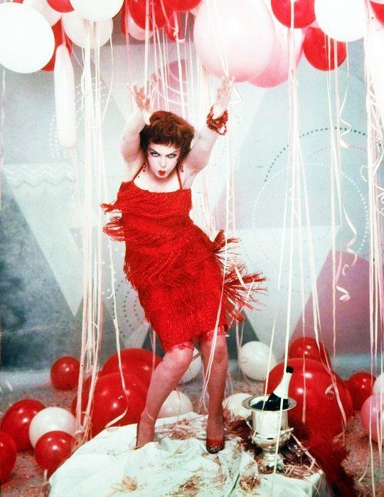 Marilyn Monroe as actress Clara Bow