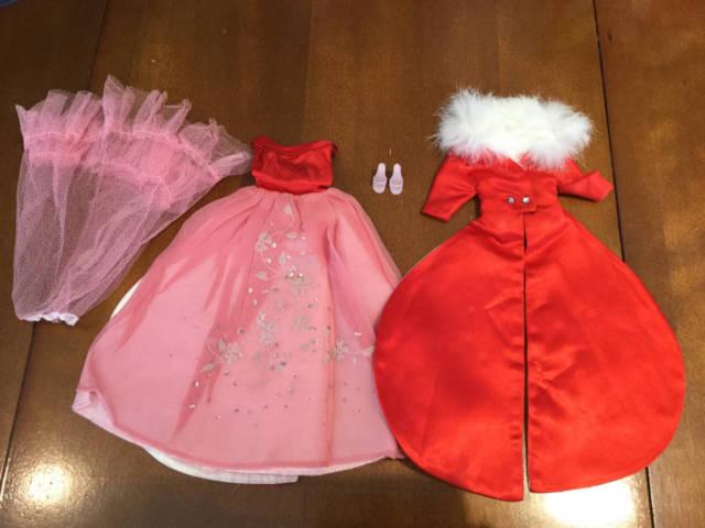"1965-1966 Barbie ""Magnificence"" 1646 & 1676"
